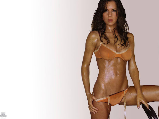 Kelly Monaco Bikini HD Wallpaper