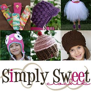Simply Sweet Website