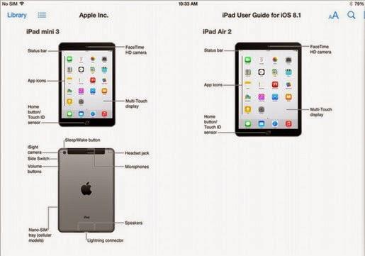 Hình ảnh iPad Air 2 và iPad mini 3 rò rỉ