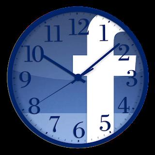reloj Facebook