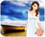 Đám cưới trên bãi biển, game ban gai