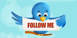עיקבו אחרי בטוויטר
