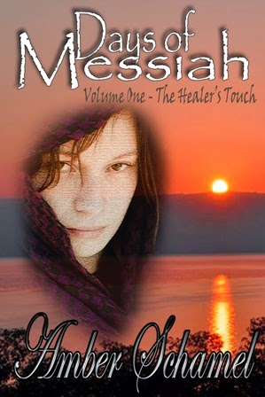 http://www.amazon.com/Days-Messiah-1-Healers-Touch-ebook/dp/B00DNJX0ZM/ref=sr_1_1?ie=UTF8&qid=1413574392&sr=8-1&keywords=amber+schamel