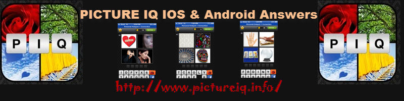 Picture IQ Game Answers and Cheats