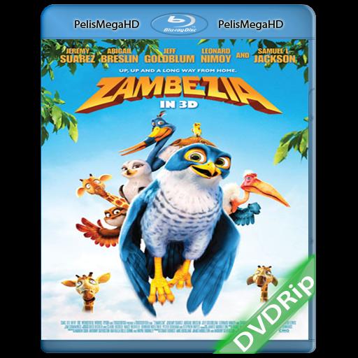 Zambezia: La Ciudad de las Aves (2011) DVDRip Español Latino