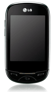 LG T500 touch phone
