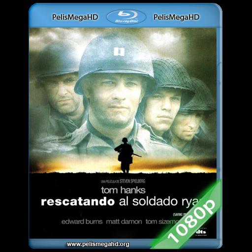 RESCATANDO AL SOLDADO RYAN (1998) 1080P HD MKV ESPAÑOL LATINO