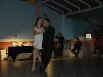 Pablo Tegli y Emilie