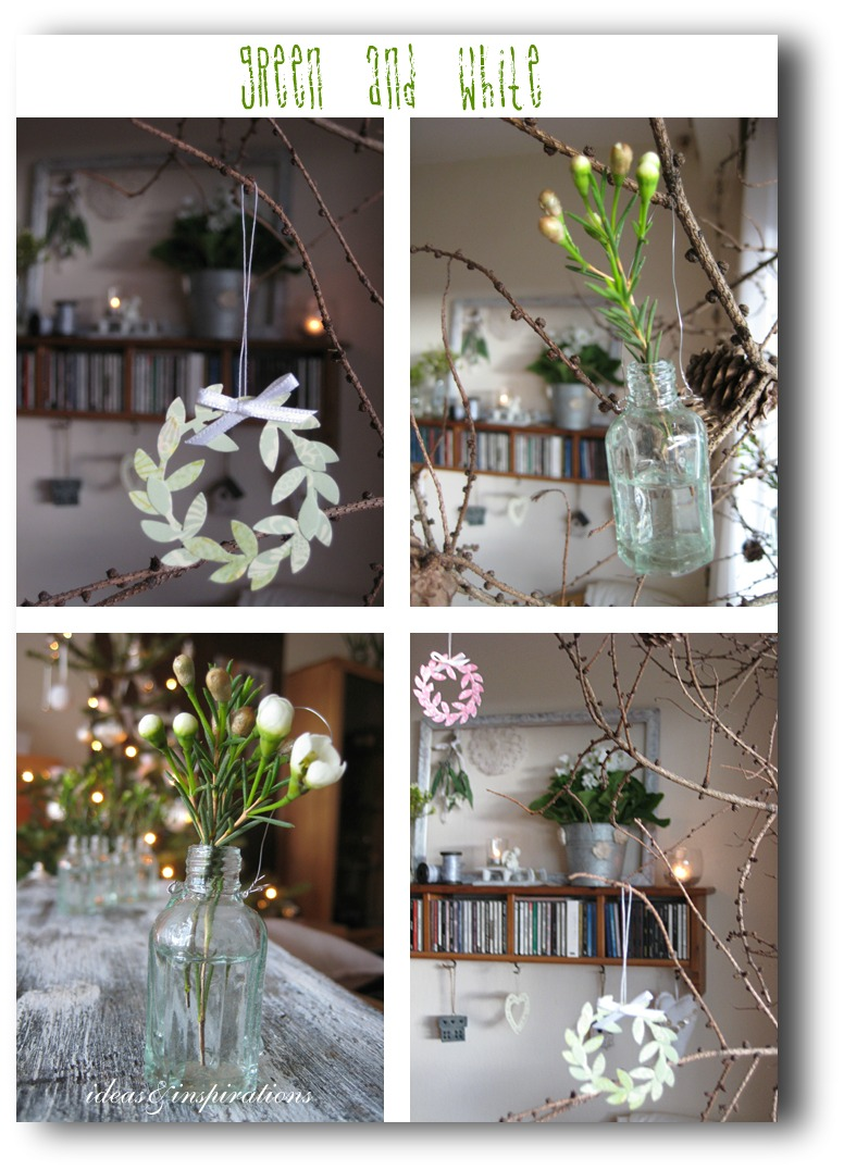 Ideas and inspirations januar dekoration january decoration for Dekoration haus