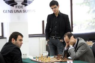 Echecs : Shakhriyar Mamedyarov bat Veselin Topalov en 24 coups
