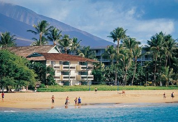 kaanapali beach resort