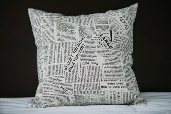 Creative Newspaper Print Inspired Products and Designs (15) 6