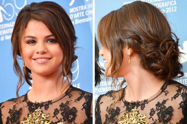 Selena Gomez Hairstyles 2015