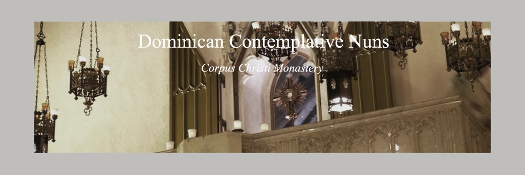 Dominican Contemplative Nuns