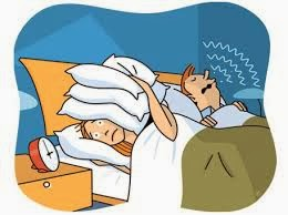 Tips to Solve Snoring by eating a healthy diet and exercise