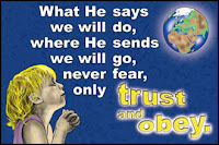 Obedience and Trust