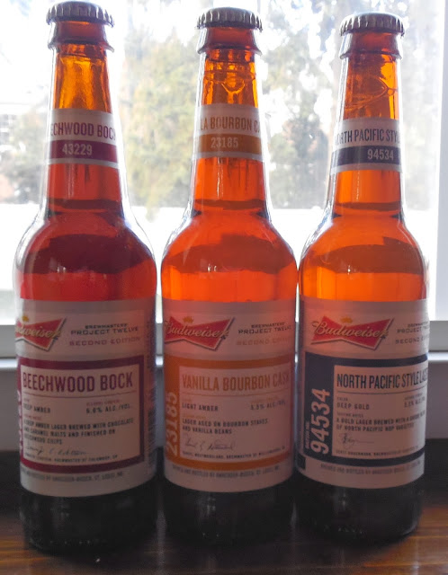 budweiser project 12 beer