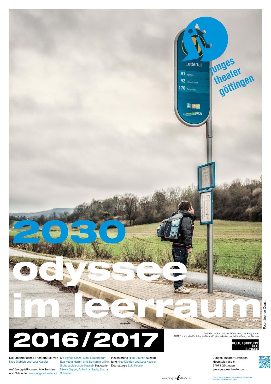 2030 - Odyssee im Leerraum