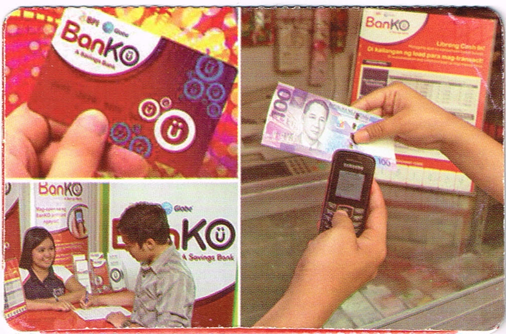 BPI Globe BanKO: First Mobile Phone-Based In The Philippines