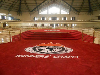 Winners Chapel - Nairobi