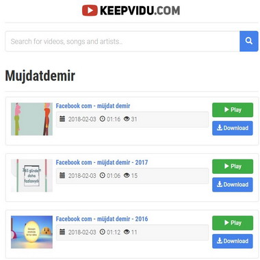 keepvidu com - watch - mujdatdemir