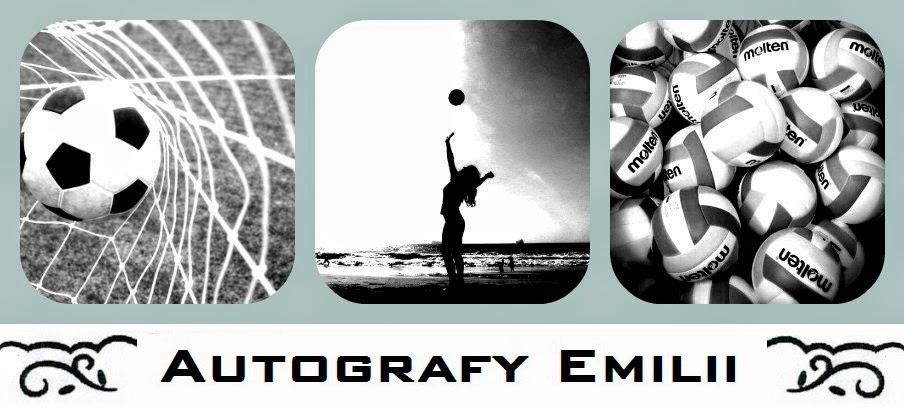 Autografy Emilii