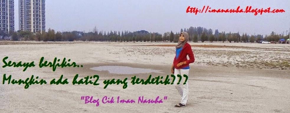 Blog Cik Iman Nasuha