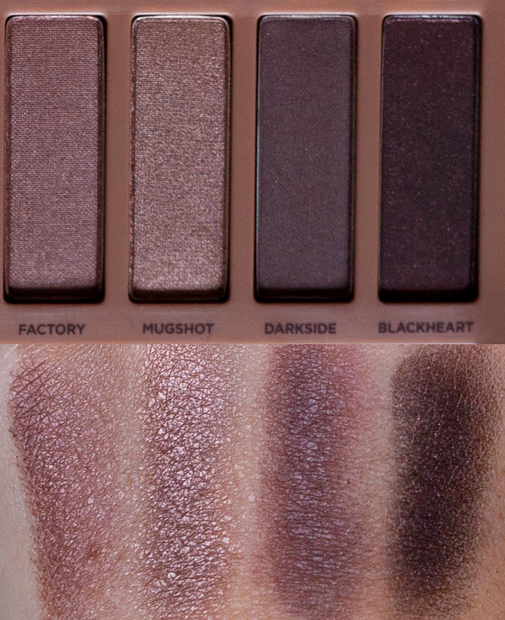 Beauty: Naked 3 palette review and swatches