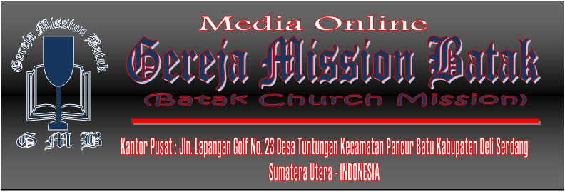 Gereja Mission Batak