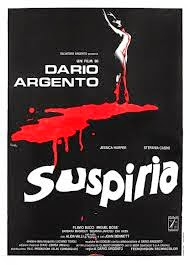 Original Poster for Susperia