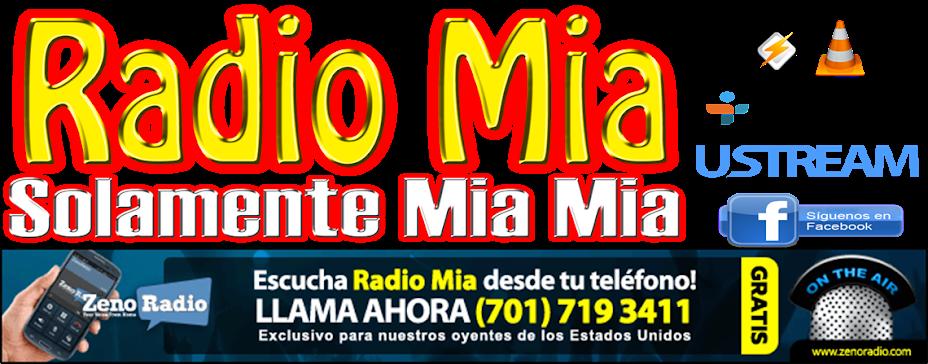Radio Mia, Solamente Mia Mia