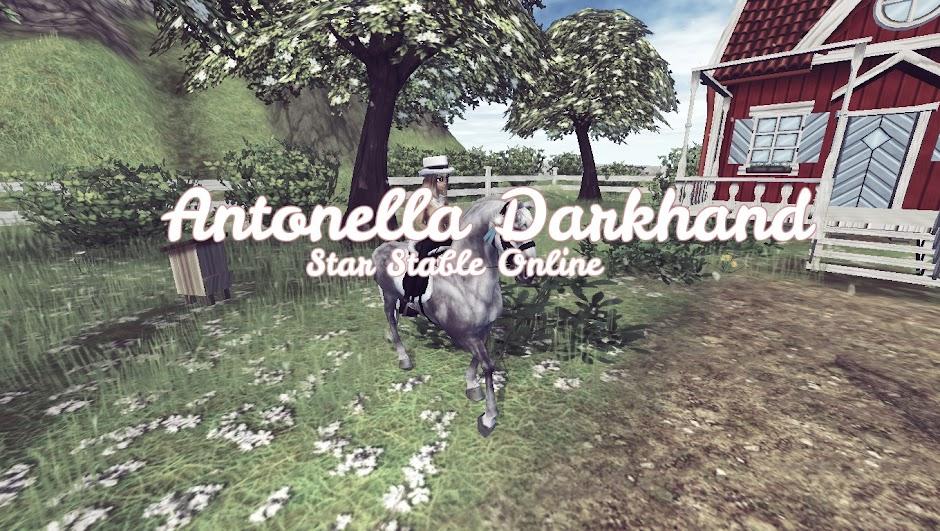 Star Stable Online Antonella