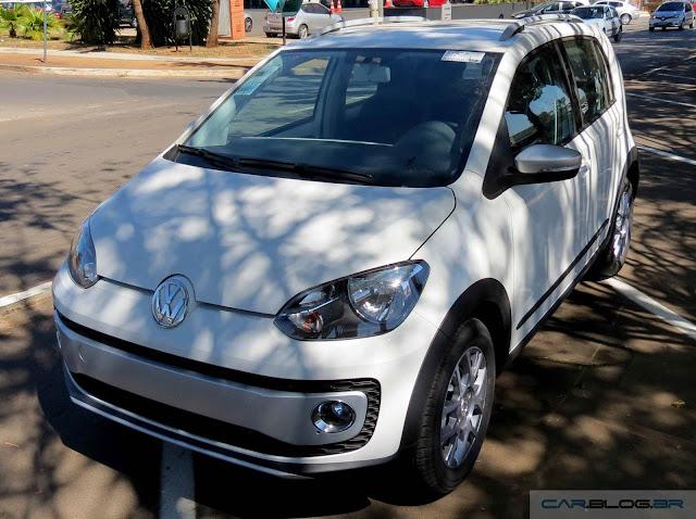 Volkswagen CrossUp! TSI 2016