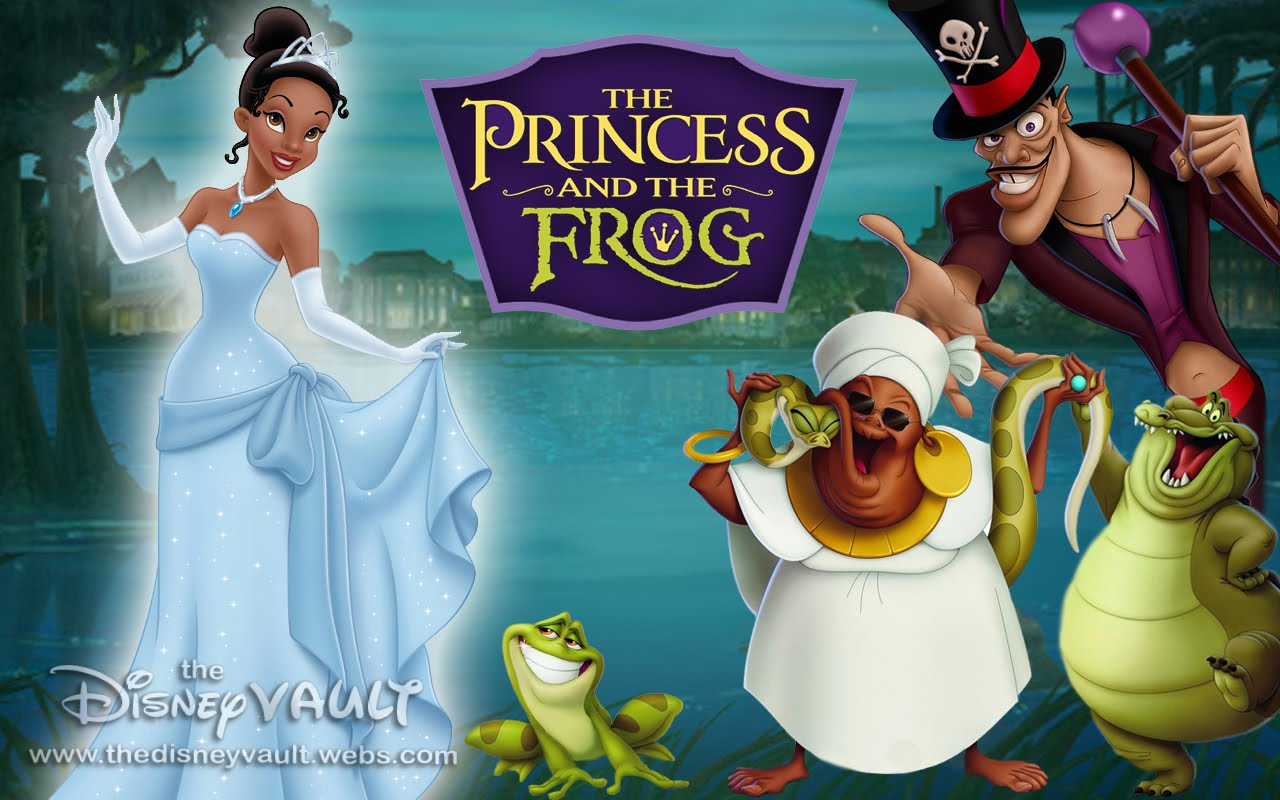 The Princess and the Frog Musical Movie