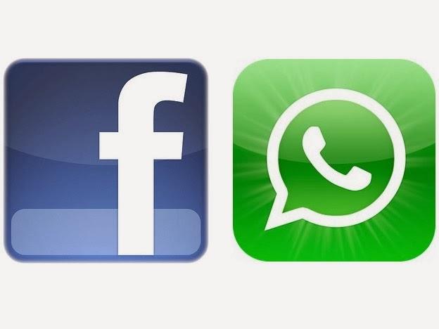 Facebook compra WhatsApp por 16 mil millones de dólares