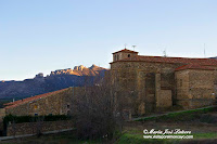 Iglesia de Añon de Moncayo Moncayo