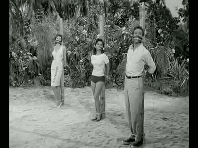 Who Played The Headhunters On Gilligan S Island