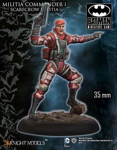 Scarecrow Militia Commander 1