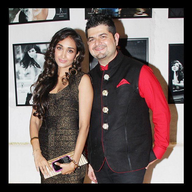 Rare moments from Jiah Khan's life