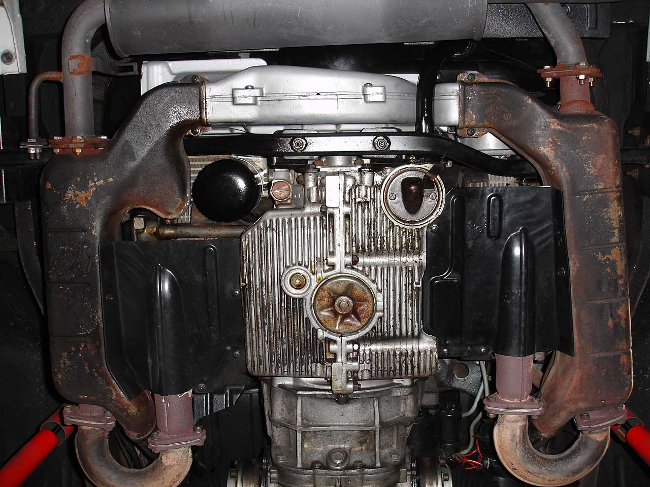 The Volksaru Incubator November 2012 Subaru Boxer 4 Engine Fwd Trans Diagram Ribs On Transmission Took More Work But Eventually Washed Clean As Well Reference Photo