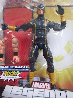 Marvel Legends BAF Puck Alpha Flight Wolverine Sabretooth Cyclops Emma Frost Rogue Astonishing X-men X-Force