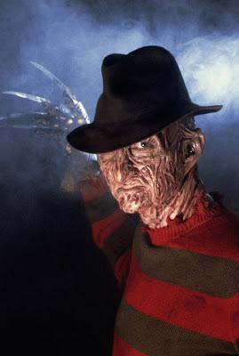 Foto promocional de Freddy Krueger