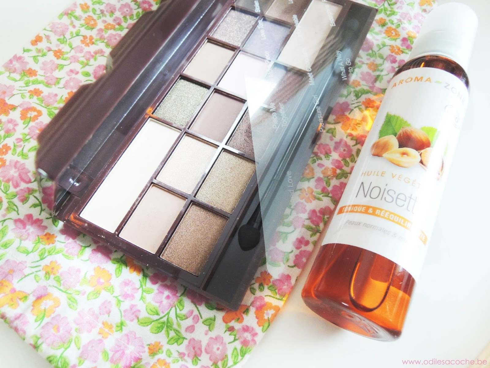 dupe palette too faced chocolate bar