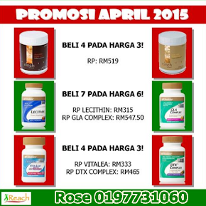 PROMOSI BONANZA APRIL 2015