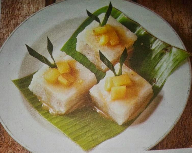 kumpulan resep kue tradisional, kue basah dan kue kering, Resep Membuat Kue Tradisional Gemblong Kicak