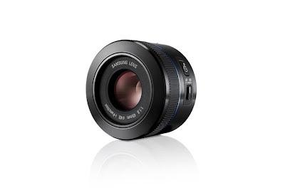 Obiektyw Samsung NX 45 mm