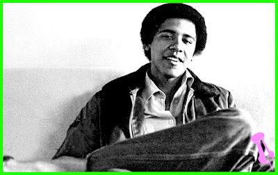 Teenage Obama used to smoke pot