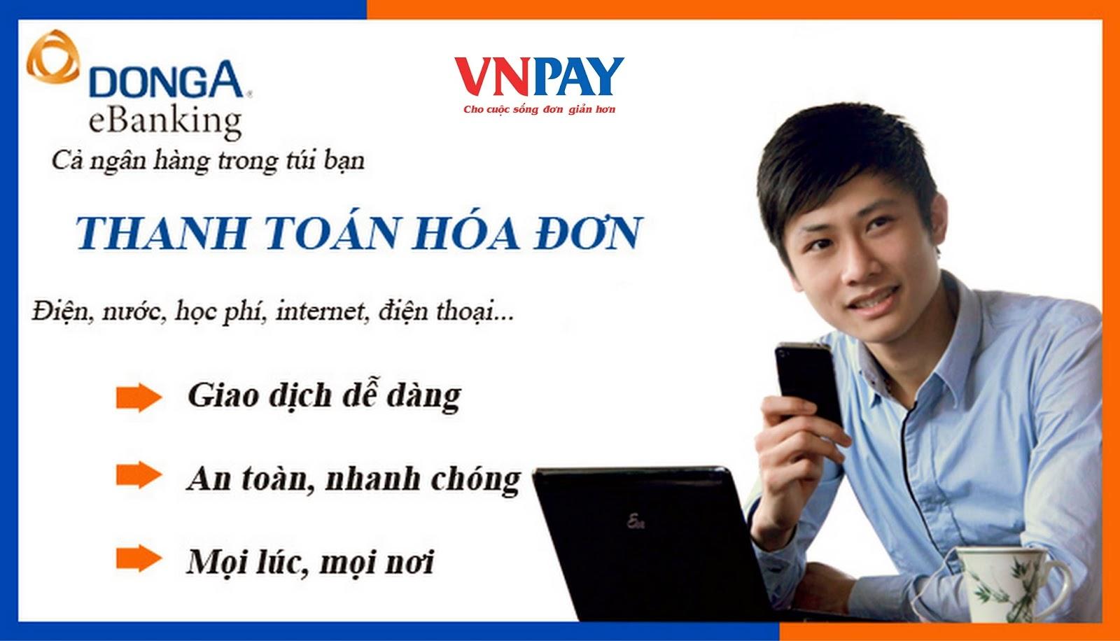 thanh toán hóa đơn online