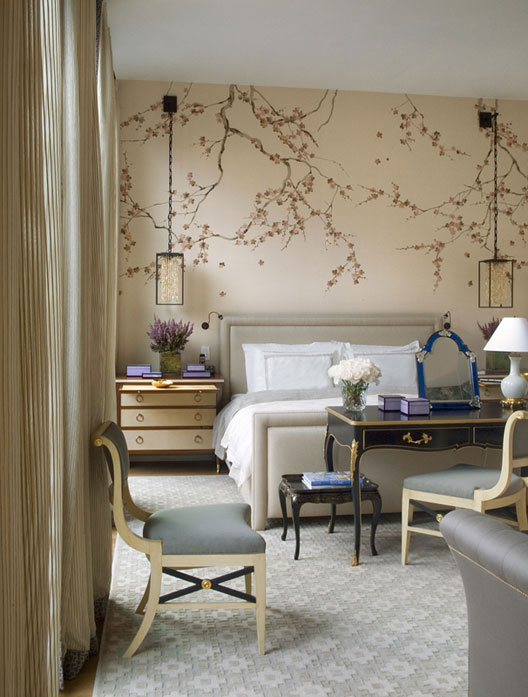 The Cherry Blossom From De Gournay