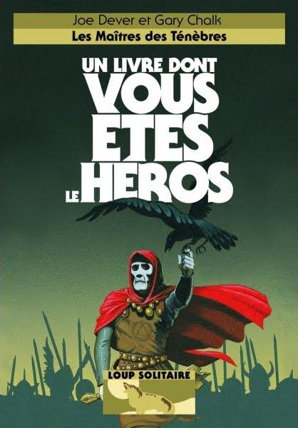 Livre Dont Vous Etes Le Héros du moment